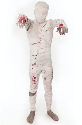 Mumie Morphsuit Kostyme Barn Large