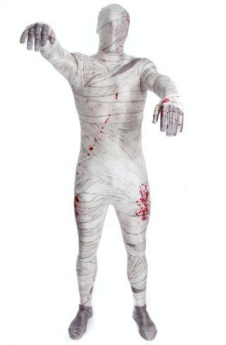 Mumie Morphsuit Kostyme Large