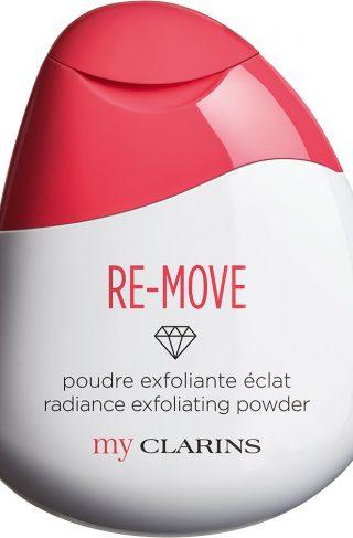 My Clarins Re-Move Radiance Exfoliating Powder, 40 gr Clarins Ansiktspeeling