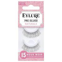 Naturals Pre-glued Eyelashes, Eylure Løsvipper