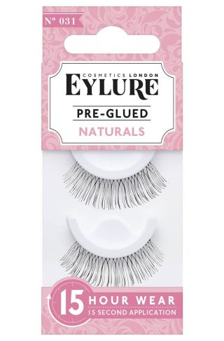 Naturals Pre-glued Eyelashes, Eylure Løsvipper