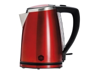 OBH Nordica Chilli Kettle (6480) - Kjele - 1.2 liter - 1785 W - chilirød