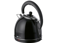 OBH Nordica Dome Kettle (6447) - Kjele - 1.8 liter - 2200 W - svart