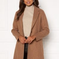 ONLY Carrie Bonded Coat Woodsmoke M