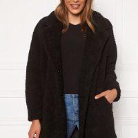ONLY Laurelia Sherpa Coat Black S