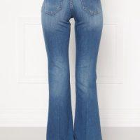 ONLY Qbloom Reg FL MB DNM Jeans Medium Blue Denim 28/32