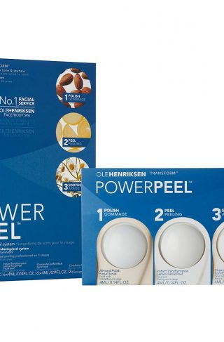 Ole Henriksen Power Peel Transforming Facial System, Ole Henriksen Ansiktspeeling