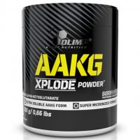 Olimp AAKG Xplode Powder 300g - Appelsin