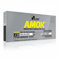 Olimp Amok Power 60 caps - Preworkout