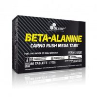 Olimp Beta-Alanine Carno Rush 80 tabletter