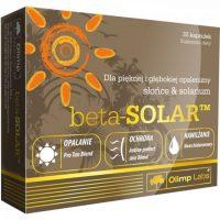 Olimp Beta Solar 30 kaps - BetaKaroten