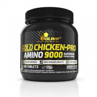 Olimp Gold Chicken-Pro™ Amino 9000 Mega Tabs® - 300 stk