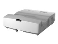 Optoma EH330UST - DLP-projektor - 3D - 3600 lumen - Full HD (1920 x 1080) - 16:9 - 1080p - ultrakortkast linse - LAN