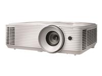 Optoma EH334 - DLP-projektor - portabel - 3D - 3600 lumen - Full HD (1920 x 1080) - 16:9 - 1080p