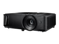 Optoma HD144X - DLP-projektor - portabel - 3D - 3400 lumen - Full HD (1920 x 1080) - 16:9 - 1080p