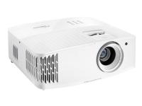 Optoma UHD30 - DLP-projektor - 3D - 3400 ANSI-lumen - 3840 x 2160 - 16:9 - 4K