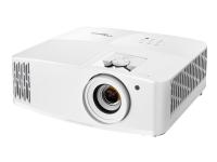 Optoma UHD42 - DLP-projektor - 3D - 3400 ANSI-lumen - 3840 x 2160 - 16:9 - 4K