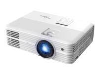 Optoma UHD52ALV - DLP-projektor - 3D - 3500 ANSI lumens - 3840 x 2160 - 16:9 - 4K - Wi-Fi/LAN