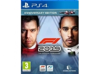 PS4 F1 2019 Standard Edition Game - 4020 628 720 933