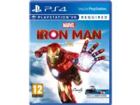 PS4 Marvels Iron Man VR game -711719942702