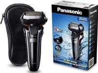 Panasonic ES-LV6Q-S803, Barberingsmaskin, Svart, Rustfritt stål, Batteri, Lithium-Ion (Li-Ion), Innebygget, 50 min