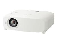 Panasonic PT-VZ580 - LCD-projektor - 5000 lumen (hvit) - 5000 lumen (farge) - WUXGA (1920 x 1200) - 16:10 - 1080p