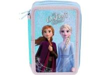 Pencil case Paso Pencil case with accessories Frozen DOE-H022 PASO