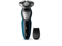 Philips AquaTouch S5420 - Barbermaskin - trådløs - neptune blue/charcoal gray