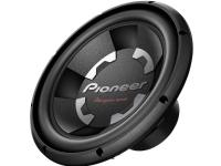 Pioneer TS-300D4, 30,5 cm (12), Subwoofer-driver, Aktive subwoofer, 400 W, 20 - 100 Hz, 4 O
