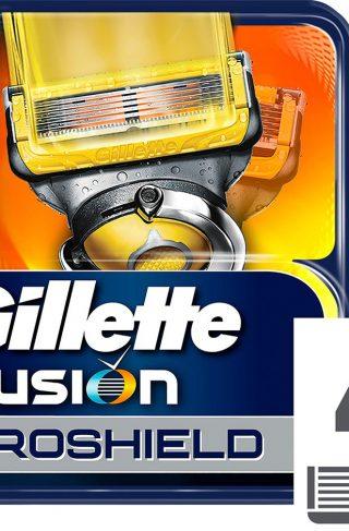Proshield Manual, Gillette Barberhøvler & Barberblad