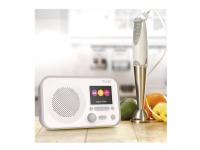 Pure Elan E3 - Bærbar DAB-radio - grå