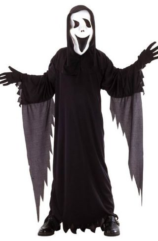 RIO - Halloween Scream Ghost - Small - 120 cm (42691)