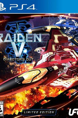 Raiden V: Director¹s Cut Standard Edition (Import)