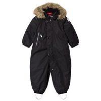 Reima Reimatec® Gotland Snowsuit Deep Black 80 cm (12-18 mnd)