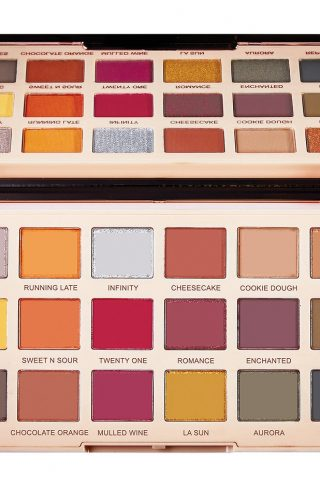 Revolution Makeup X Soph Extra Spice, Makeup Revolution Øyenskygge