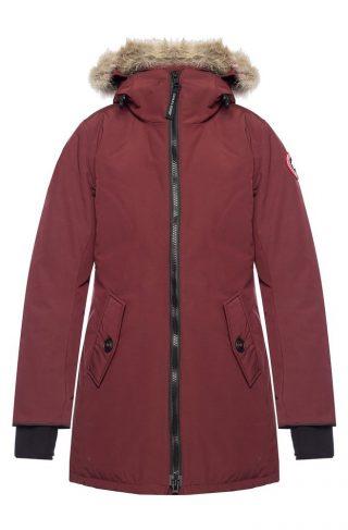 'Rosemont' hooded jacket