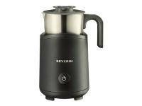 SEVERIN SM 9495 - Melkeskummer - 180 ml - 500 W - svart/rustfritt stål
