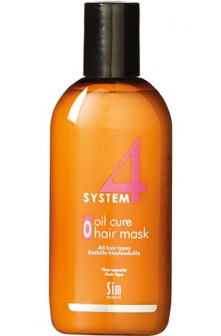 SIM Sensitive System 4 Oil Cure Hair Mask, 100 ml SIM Sensitive Hårkur