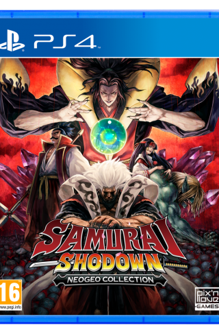 Samurai Shodown (NeoGeo Collection)