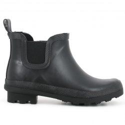 Sinoken Rubber Boots Black Støvler Barn 30-35