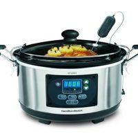Slow Cooker 33956-SC med termometer