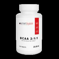 SmartSupps BCAA tabs, 150 tabs