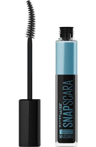 Snapscara Mascara Waterproof Pitch Black