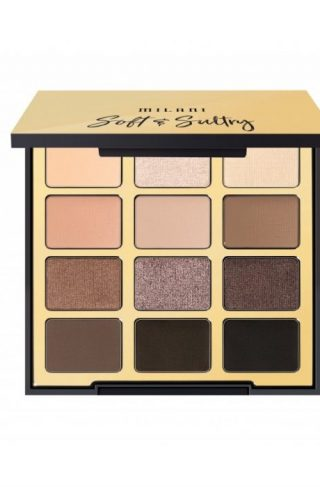 Soft & Sultry Eyeshadow Palette