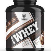 Swedish Supplements Whey DeLuxe 2 kg - Proteinpulver