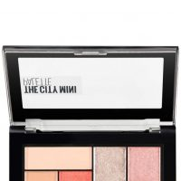 The City Mini Eyeshadow Palette Downtown Sunrise