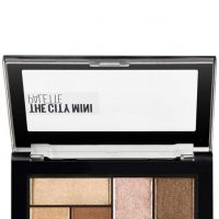 The City Mini Eyeshadow Palette Rooftop Bronzes