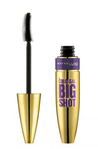 The Colossal Big Shot Mascara Black