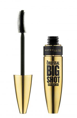 The Colossal Big Shot Mascara Daring Black