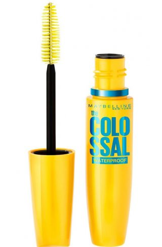 The Colossal Volum Express Waterproof Mascara, Maybelline Maskara
